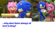 Why dose sonic sits next to amy by blackotakuz-d992ttf