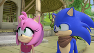 S2E25 Sonic and Amy