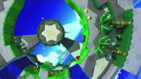 Sonic Lost World - Wii U - The World Lost Hex