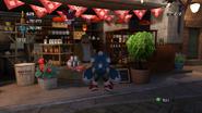 Spagonia Shop Front