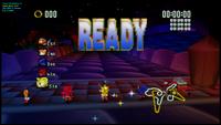 Sonic R secret character preperation
