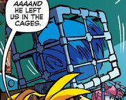 Spin Dash Sonic Boom Archie