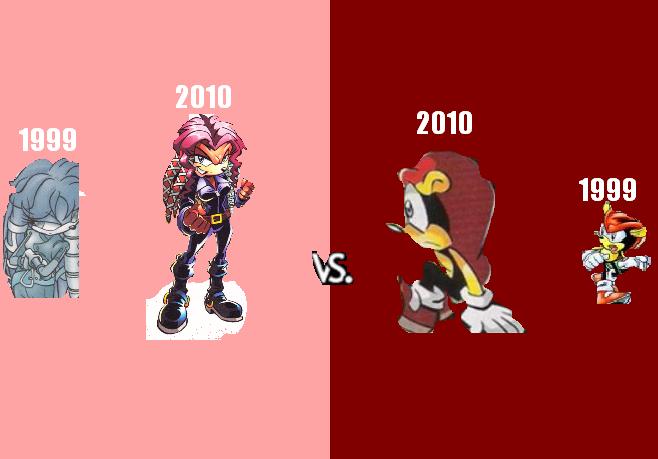 Lien-Da vs Mighty