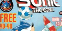 Sonic the Comic Issue 133