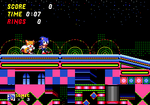 Casino Night Sonic 2 Simon Wai prototype
