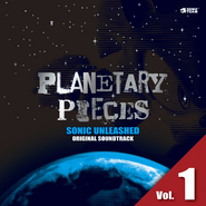 Planetary Pieces Volume 1
