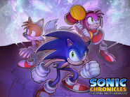Sonic Chronicles The Dark Brotherhood wallpaper