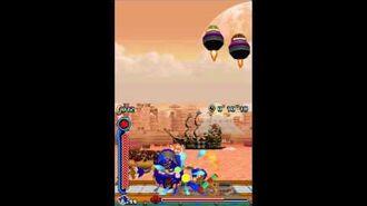 Sonic Colours (DS) Sweet Mountain V.S. Boss