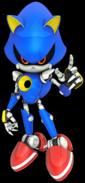 Sonic Runners Metal Sonic