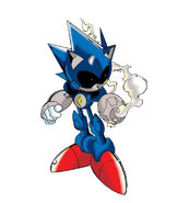 Metal Sonic v2.5 SU