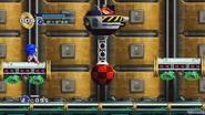 Eggmobile (wrecking ball) in Egg Station HD