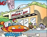 Mobius Art Museum