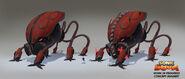 Tunnel Bot Concept Artwork