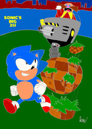 Sonic's Big 25!- Sonic the Hedgehog