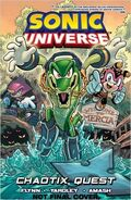 Chaotix Quest cover