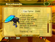 Egg Fighter Shield Electric