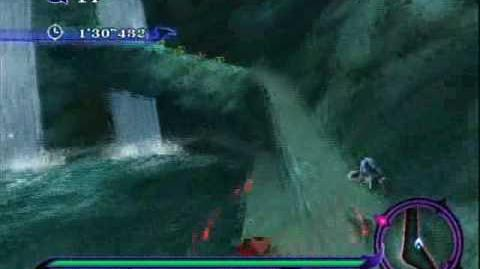 Sonic Unleashed (Wii) - Chun-Nan Night Stage 2 Rising Dragon Falls