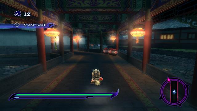 File:Dragon Road - Night - The Floating Shrine - Screenshot 6.png