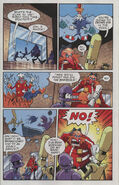 Sonic X issue 34 page 5