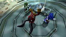 Eggman upuszcza Arki kosmosu.png