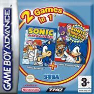 Sonic Advance Pinball Party