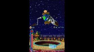 Sonic Colours (DS) Tropical Resort V.S. Boss