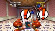 Sonic Heroes Mystic Mansion Super Hard 38