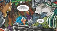 Sonic vs GUN