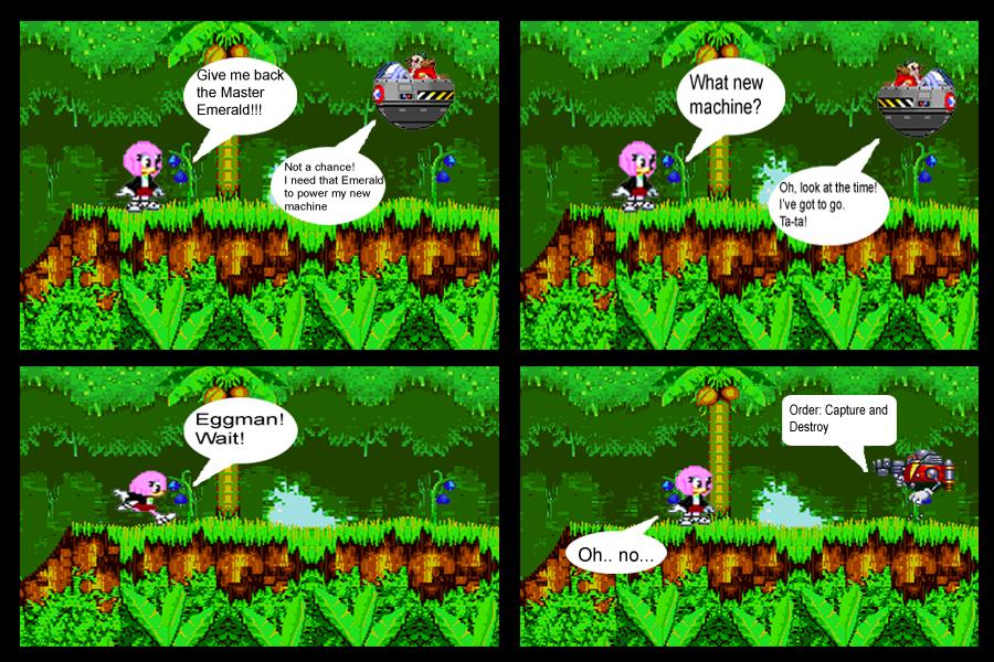 Emerald Snatcher part 8