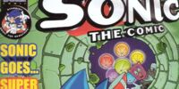 Sonic the Comic Issue 202