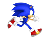 Sonic The Hedgehog 4 - Sonic Artwork - 2