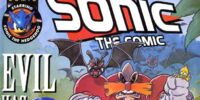 Sonic the Comic Issue 105