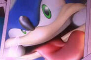 Sonic funny face