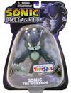 Jazwares Sonic Unleashed Sonic the Werehog