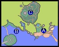 Mystic Ruins main map