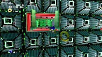 Sonic Adventure 2 (PS3) Crazy Gadget Mission 3 A Rank