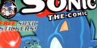 Sonic the Comic Issue 178