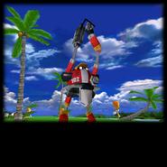 Sonic Adventure Credits (Gamma 07)