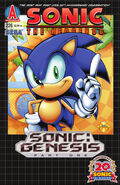 Archie Sonic the Hedgehog Issue 226