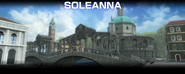 Soleanna Caslte Town (Loading Screen)