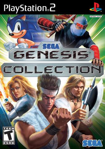 File:Sega Genesis Collection.jpg