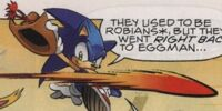 Sonic Rocket (Archie)