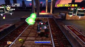 Sonic Adventure 2 (PS3) Sand Ocean Mission 4 A Rank