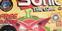 Sonic the Comic Issue 151
