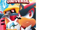 Archie Sonic Universe Issue 4