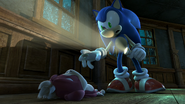 Sonic killed Chip