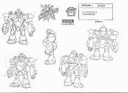 Swatbot(Underground)modelsheet4