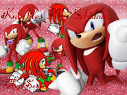 Knuckles The Echidma Wallpaper FlopiSega