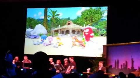 Sonic Boom 2014- live cast reading part 1-1