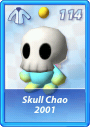 Card 114 (Sonic Rivals)